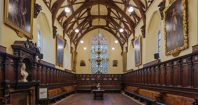 Exeter Guildhall East Devon UK by Diliff, Wikimedia Commons