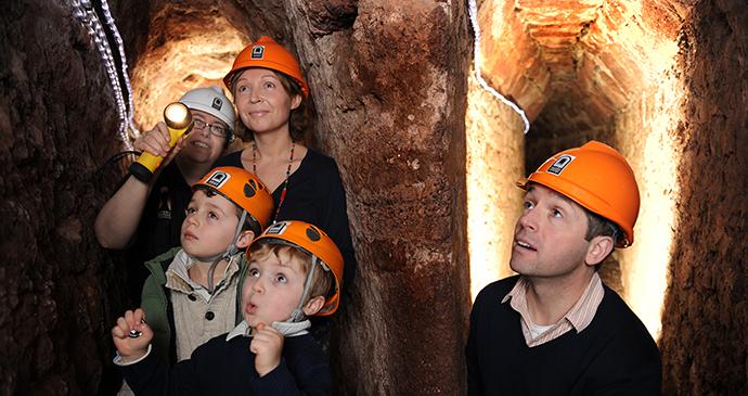 Exeter Underground Passages Devon England UK by Exeter Underground Passages