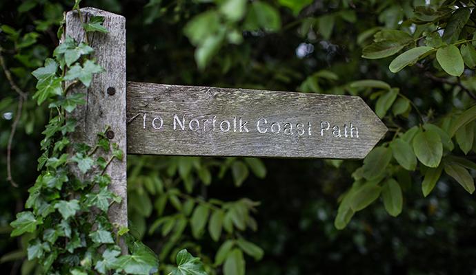North Norfolk Coast Path, Norfolk by Andy Davison