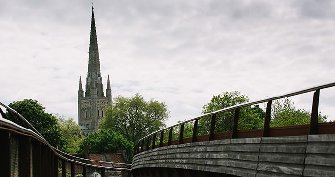 Norwich Cathedral, Norwich, Norfolk by Visit Norfolk
