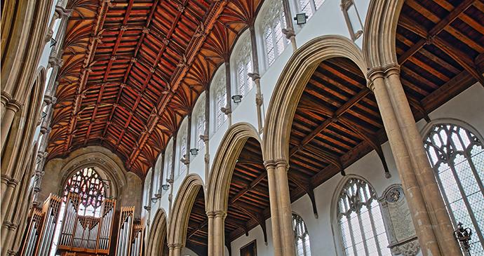 St Peter Mancroft, Norwich by Christophe Cappelli, Shutterstock