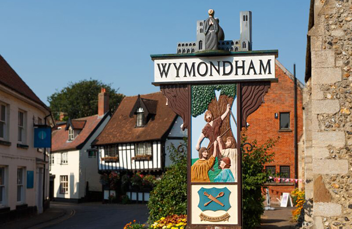 Wymondham, Norfolk by Duncan Kerridge Photography