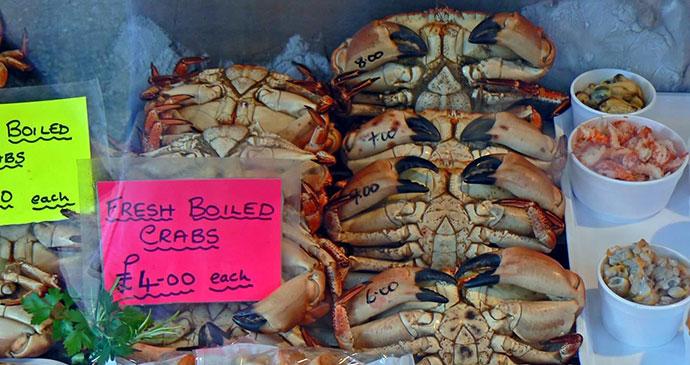 Cromer crab, Norfolk by Visit Norfolk