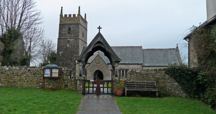 St Michael's, Horwood, North Devon, UK by Jonathan Billinger, Wikimedia Commons