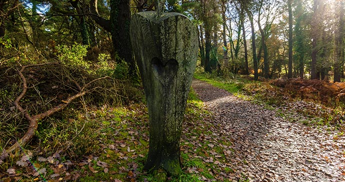 Webbers Post Exmoor National Park North Devon UK by Nigel Stone Exmoor National Park