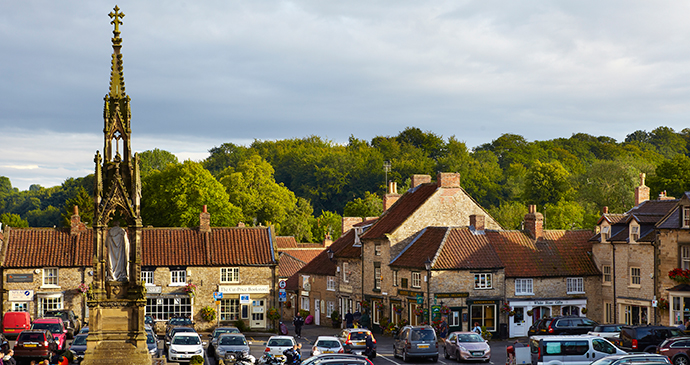 Helmsley North Yorkshire by Visit Helsmley