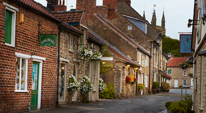 Helmsley Yorkshire by Visit Helmsley