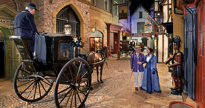 York Castle Museum in North Yorkshire by York Museums Trust