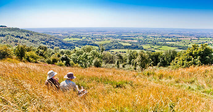 Sutton Bank North York Moors National Park by Chris J Parker, NYMNP