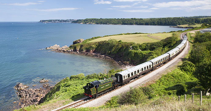 South Devon Railway Devon UK by Visit Britain