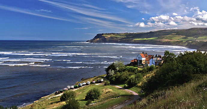 Robin Hood's Bay, Yorkshire, Jamesphotos, Dreamstime