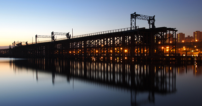 Dunston Coal Staiths, Northumberland, UK by Gavin Burton, Flickr