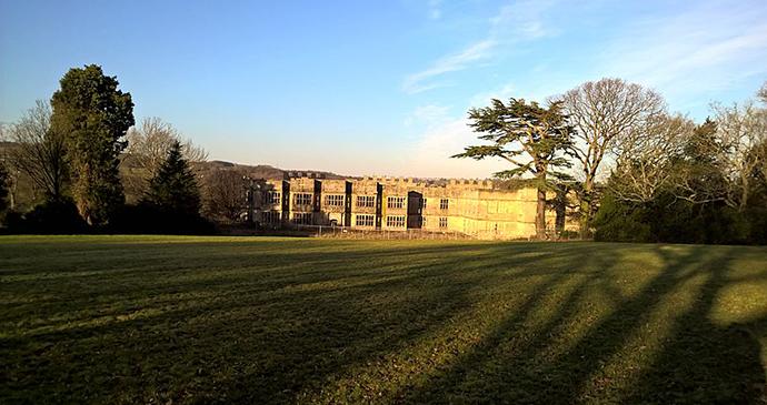 Gibside, Northumberland, UK by Barabbas13, Wikimedia Commons
