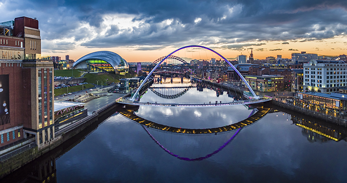 Newcastle by VisitEngland