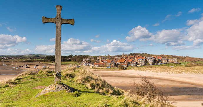 Alnmouth, Northumberland, UK by Dave Head, Shutterstock