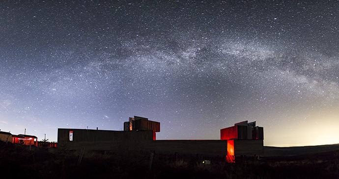 Kielder Observatory, Northumberland, UK by Kielder Observatory