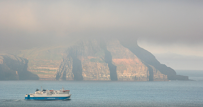 Orkney ferry Scotland by VisitScotland