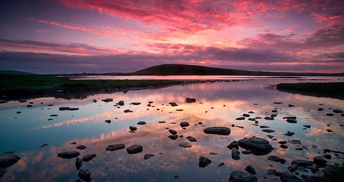 Hundland Loch Mainland Orkney by Ian Cooper Images, Shuttesrtock