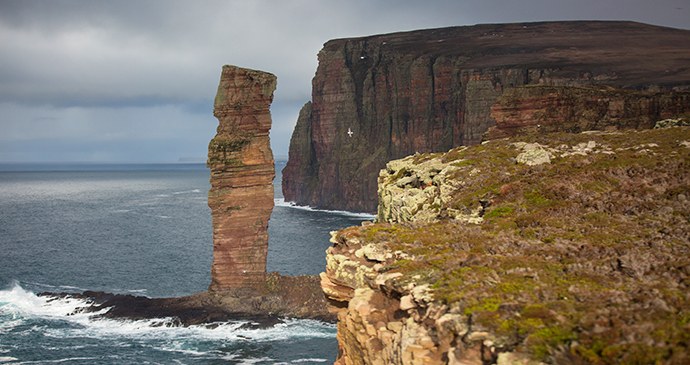 Old Man of Hoy Orkney Scotland by Orkney.com