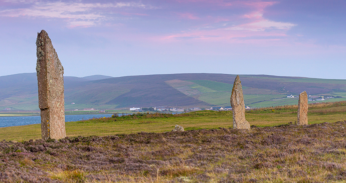 Ring of Brodgar the Mainland Orkney Scotland by Kenny Lam, VisitScotland