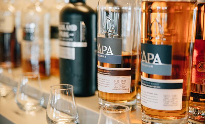Scapa Whisky Orkney Scotland by Orkney.com