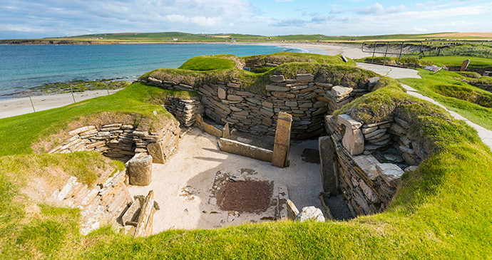 Skara Brae the Mainland Orkney Scotland Kenny Lam, VisitScotland