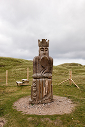 Lewis chessmen Lewis Outer Hebrides by Henrywei, Dreamstime
