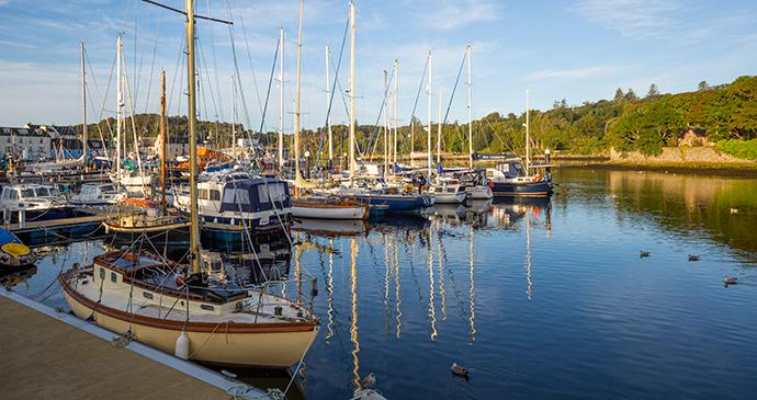 Stornoway Port harbour Outer Hebrides Scotland by Kenny Lam Visit Scotland