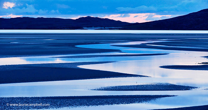 West Harris Luskentyre Outer Hebrides Scotland by Laurie Campbell Photography www.lauriecampbell.com