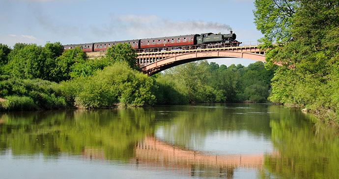 Severn Valley Railway © Lewis Maddox, Severn Valley Railway