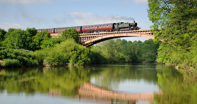 Severn Valley Railway © Lewis Maddox (Severn Valley Railway) best family days out shropshire