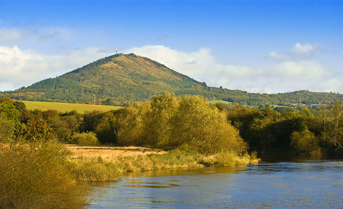 The Wrekin © Shutterstock/Christopher Elwell