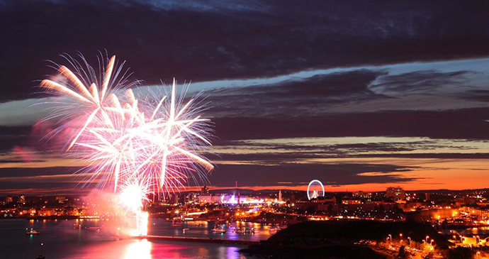 British Fireworks Championship, Plymouth, South Devon by Gary King, Visit Plymouth