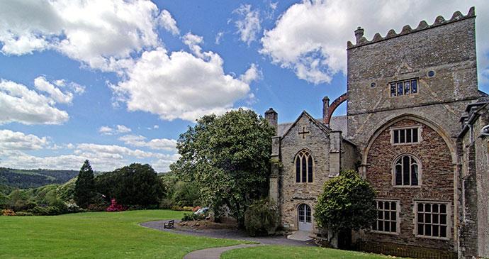 Buckland Abbey, South Devon by Unique Devon Tours
