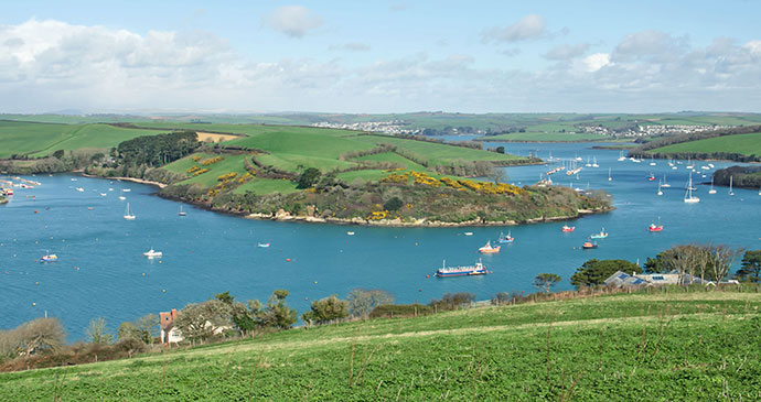 Kingsbridge Estuary, South Devon by Unique Devon Tours
