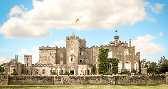 Powderham Castle, Exminster, South Devon by Powderham Castle