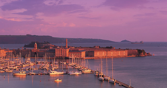 Royal William Yard, Plymouth, South Devon by Visit Plymouth