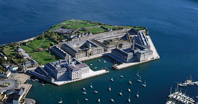 The Royal William Yard, Plymouth, South Devon by Visit Plymouth