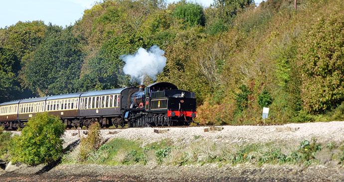 South Devon Railway, South Devon by Leigh (Bella) St John