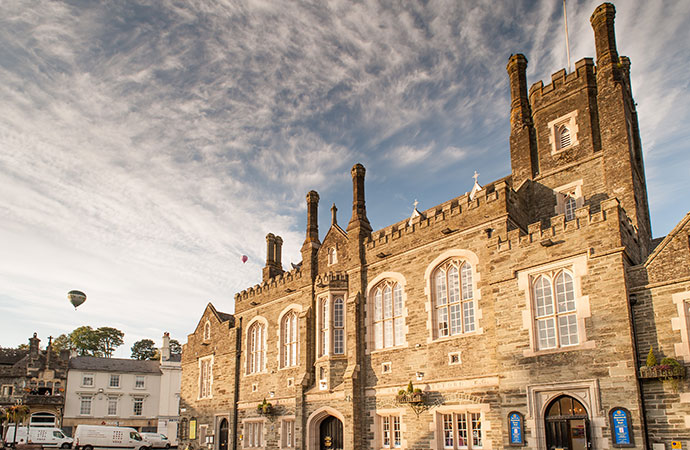 Town hall, Tavistock, South Devon by Tavistock Town Council