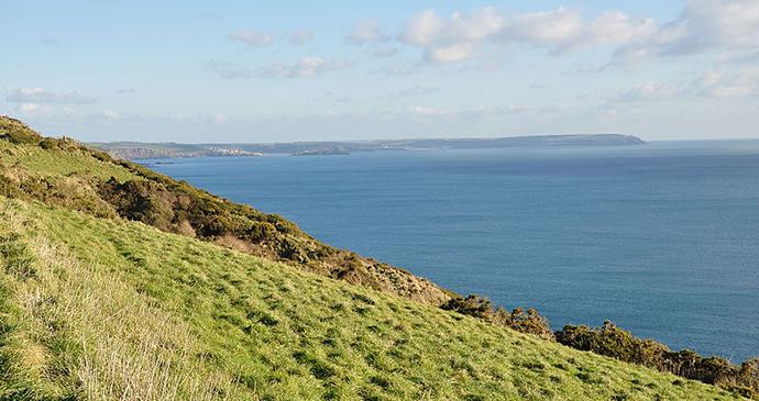 Bigbury Bay, South Hams, South Devon by Nilfanion, Wikimedia Commons