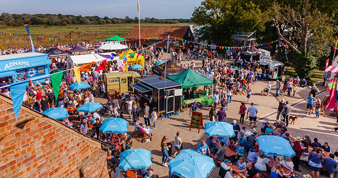 Aldeburgh Food and Drink Festival, Suffolk by Bokeh Photographic
