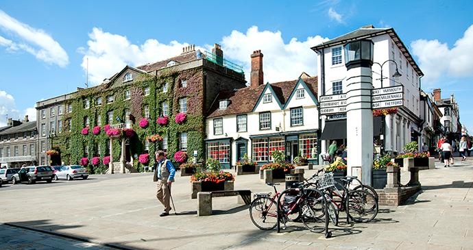 Bury St Emunds Suffolk by www.burystedmundsandbeyond.co.uk