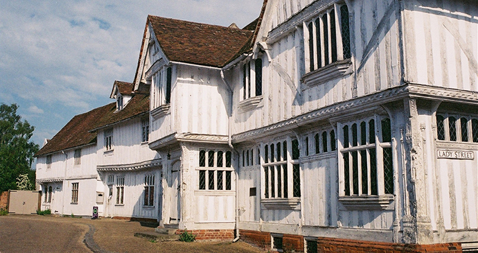 Guildhall Lavenham, Suffolk by MJ Harrold, Wikimedia Commons