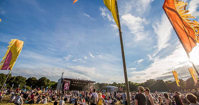 The Latitude Festival by Jen O'Neill