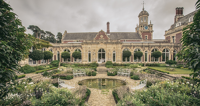 Somerleyton Hall, stately home by Somerleyton Estate