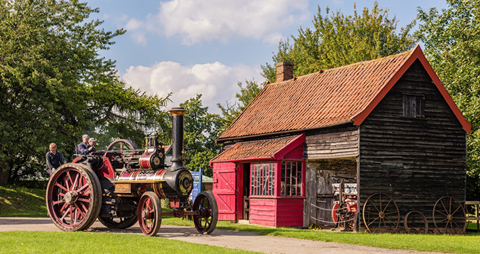 The Museum of East Anglian Life, Suffolk by Museum of East Anglian Life