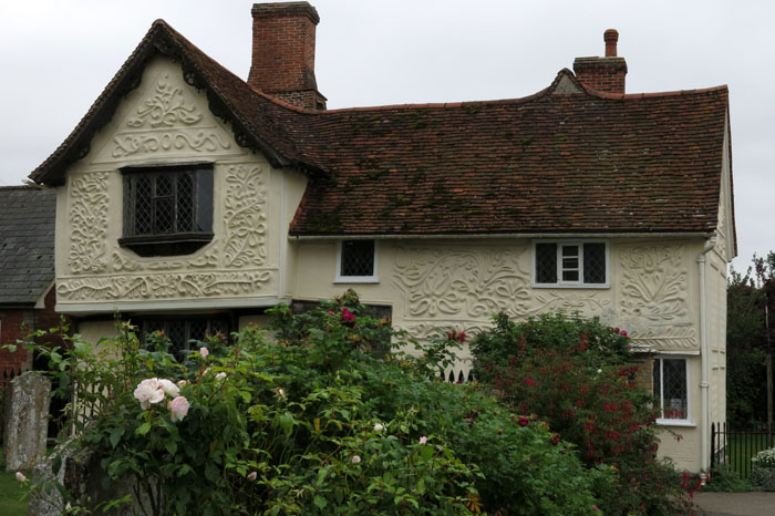 The Ancient House in Clare, Suffolk by Landmark Trust