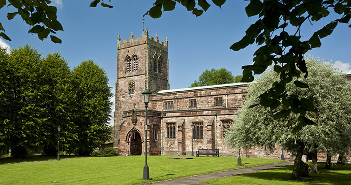 Kirkby Stephen Parish Church Kirkby Stephen Yorkshire Dales by Sower Pow