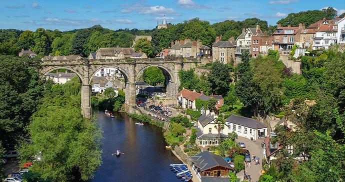 Knaresborough Yorkshire Dales by Prakich Treetasayuth Shutterstock